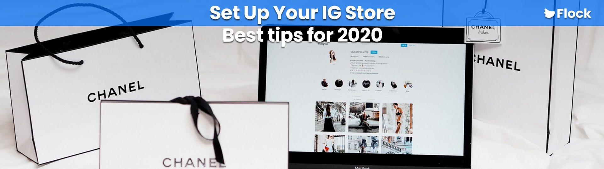 Set up your IG Store - Best Tips for 2020