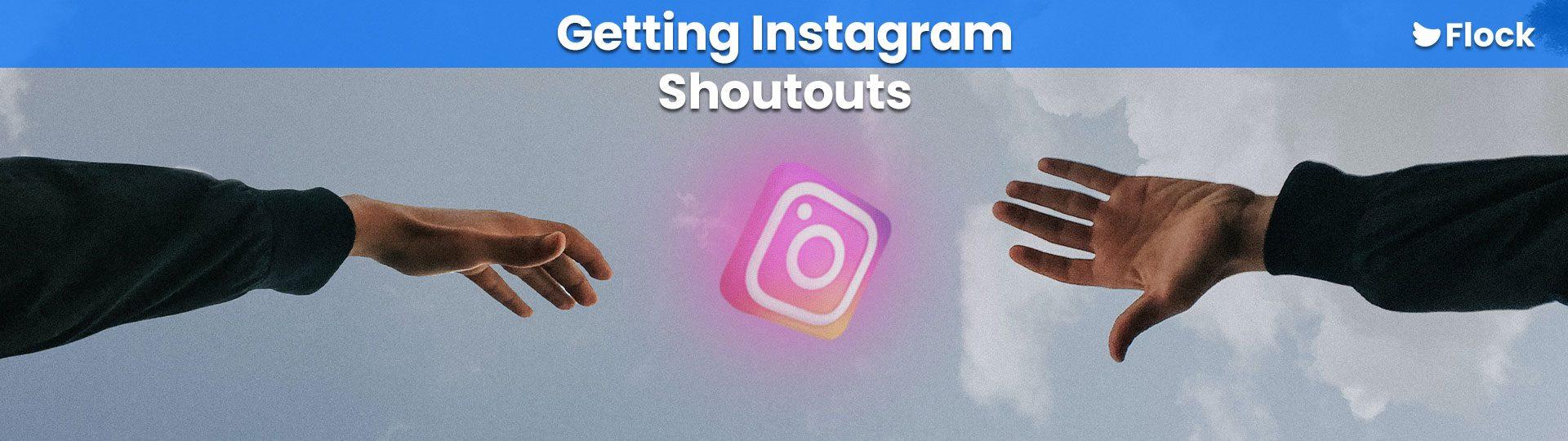 Getting instagram shoutouts