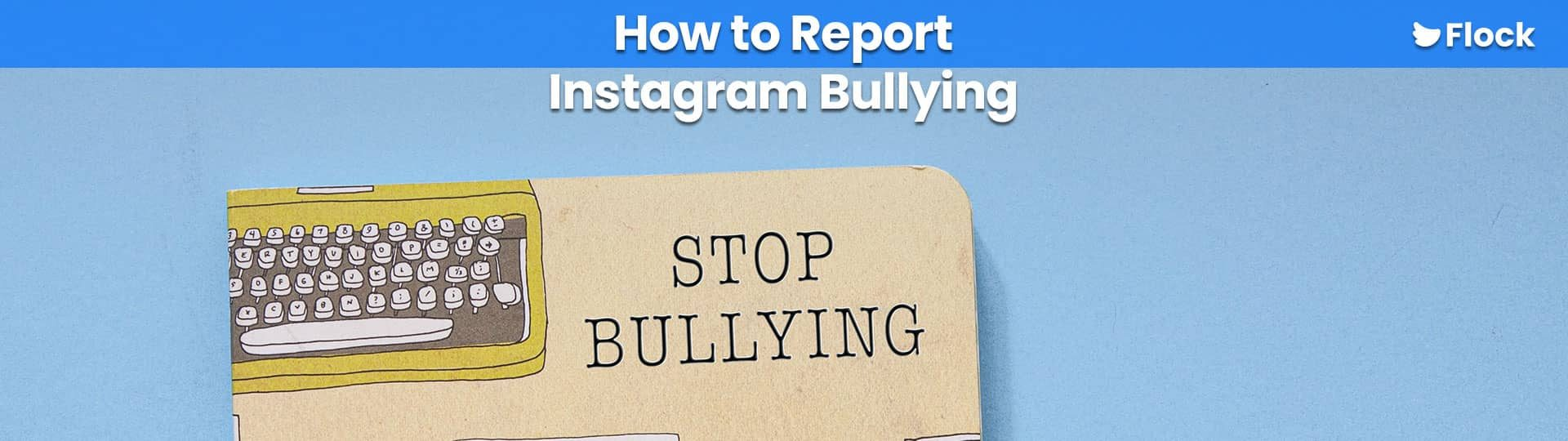 stop instagram bullying featured image