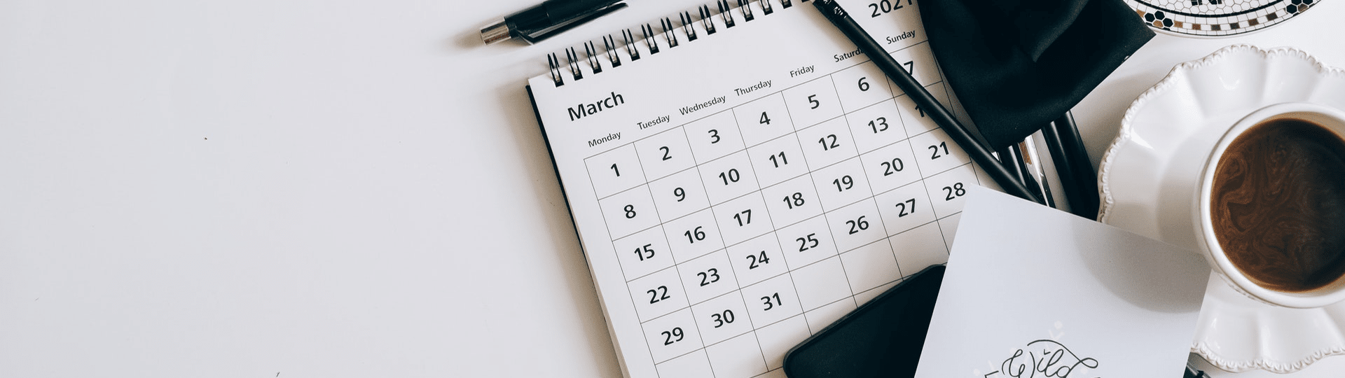 Social media calendar